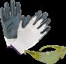 Рабочие перчатки, защитные очки