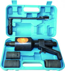 Ключ балонный роторный на подшипнике для грузовых автомобилей, предаточное отношение 1:56, головки 27,30,32