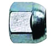 Гайка для диска  M12*2P