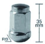 Гайка для диска  M12*1.5 V35