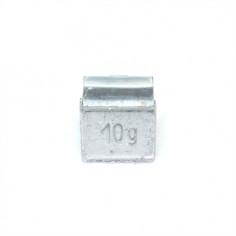 Груз балансировочный для алюминиевых дисков 10 г