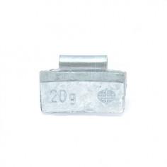 Груз балансировочный для алюминиевых дисков 20 г
