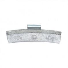 Груз балансировочный для алюминиевых дисков 40 г