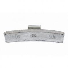 Груз балансировочный для алюминиевых дисков 50 г