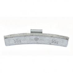 Груз балансировочный для алюминиевых дисков 55 г