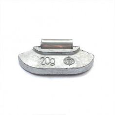 Груз балансировочный для стандартных дисков 20 г