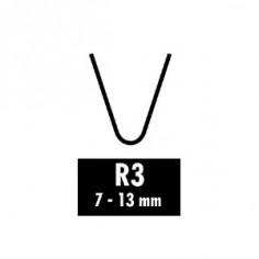 Нож радиальный R3