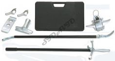 Набор инструмента для ручного монтажа/демонтажа грузовых шин