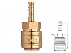 Быстросъемник RQS 10 мм