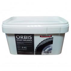Гранулы для балансировки Orbis, 8 кг (балансировочный песок)