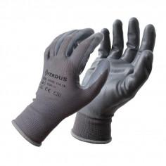 Перчатки рабочие прорезиненные, размер 8