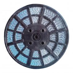 Грузики самоклеящиеся по 5 г в бобине, 6 кг (голубая лента)