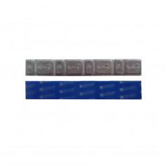 Грузик на клейкой основе (самоклеящийся, самоклейка) свинцовый TYPE 303, высокий, 60 г
