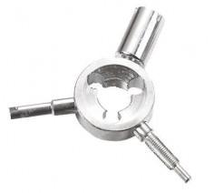 Ключ для прогонки резьбы вентиля VCT-002