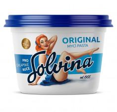 Паста для мытья рук Solvina Original с усиленным очищающим эффектом