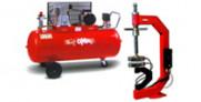Вулканизаторы, компрессоры